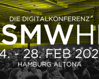 Logo Social Media Week Hamburg
