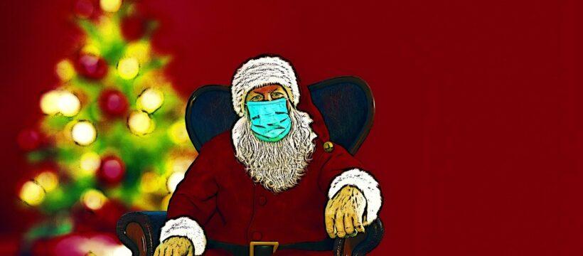 Corona Santa Claus Nicholas  - geralt / Pixabay