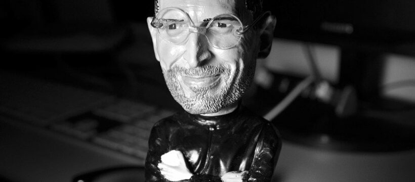 Steve Jobs Apple Iphone Ios Ajfoun  - ToomaCZ / Pixabay