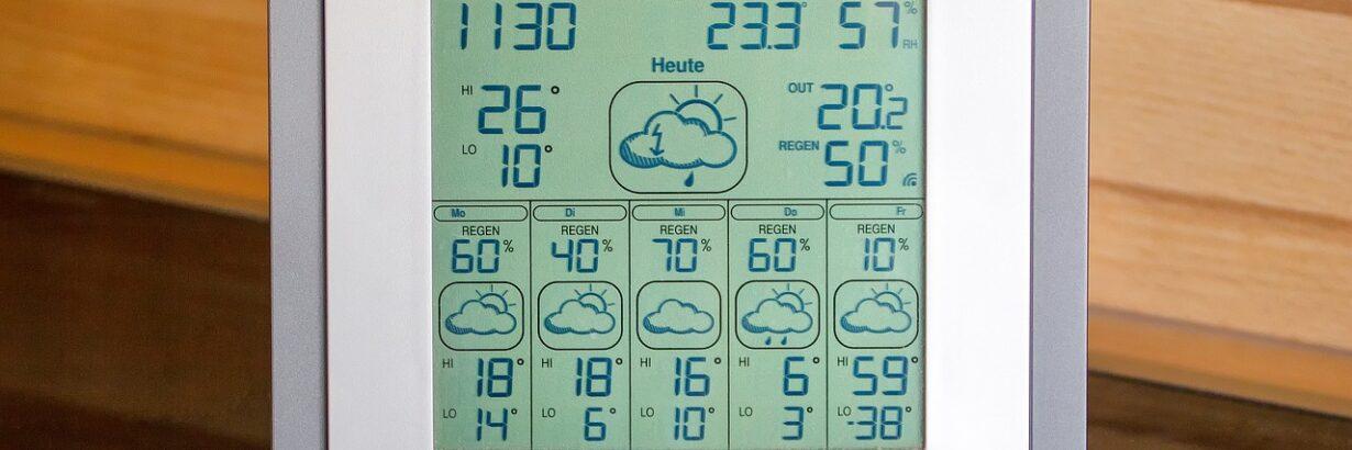 Weather Weather Forecast Information  - analogicus / Pixabay
